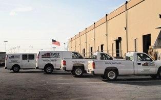 East Coast Truck & Trailer Warehouse
