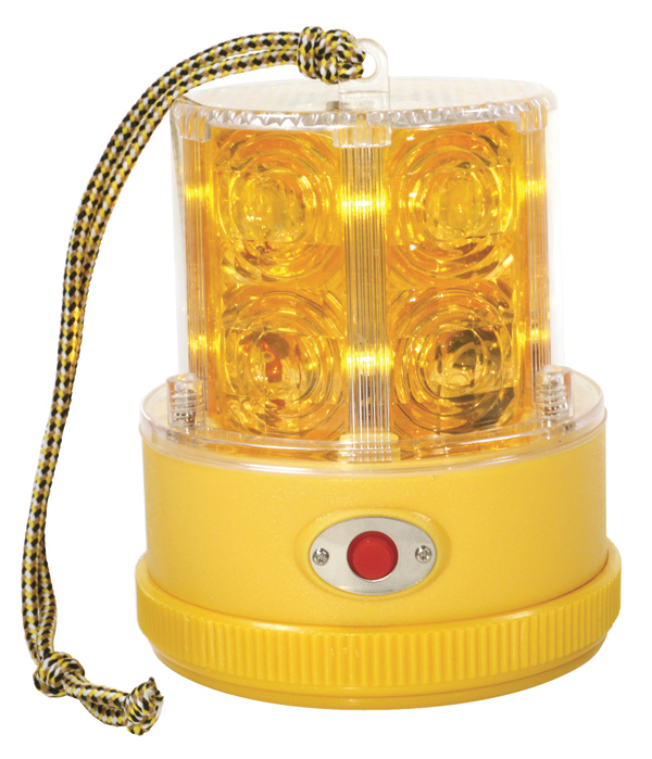 Grote 360 Portable Battery Operated Led Beacon Amber